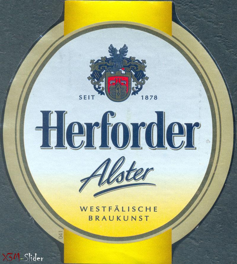 Herforder - Alster