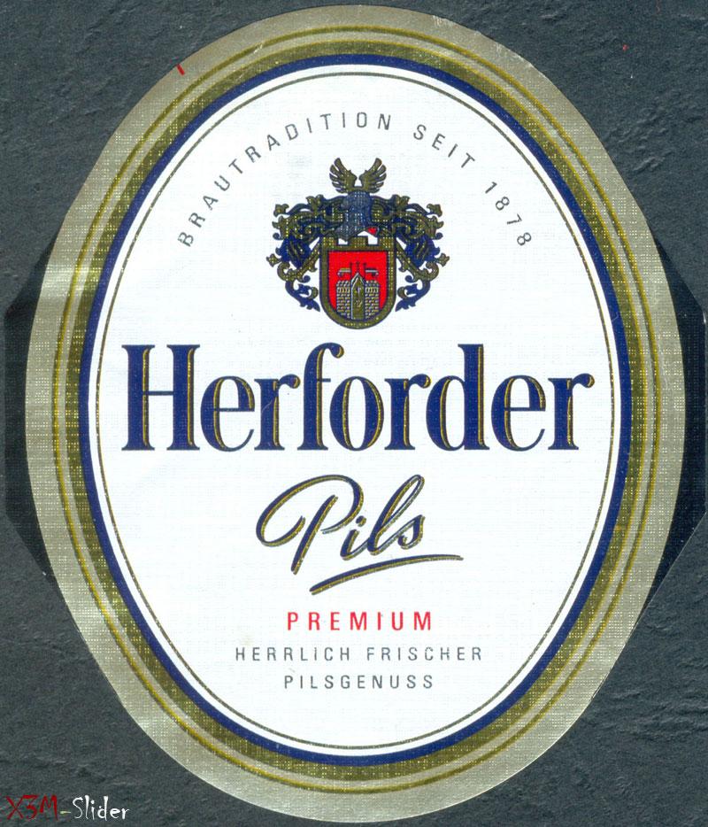 Herforder - Pils Premium