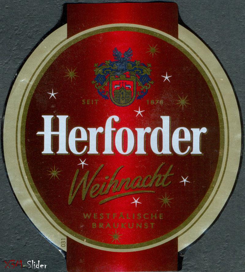 Herforder - Weihnacht