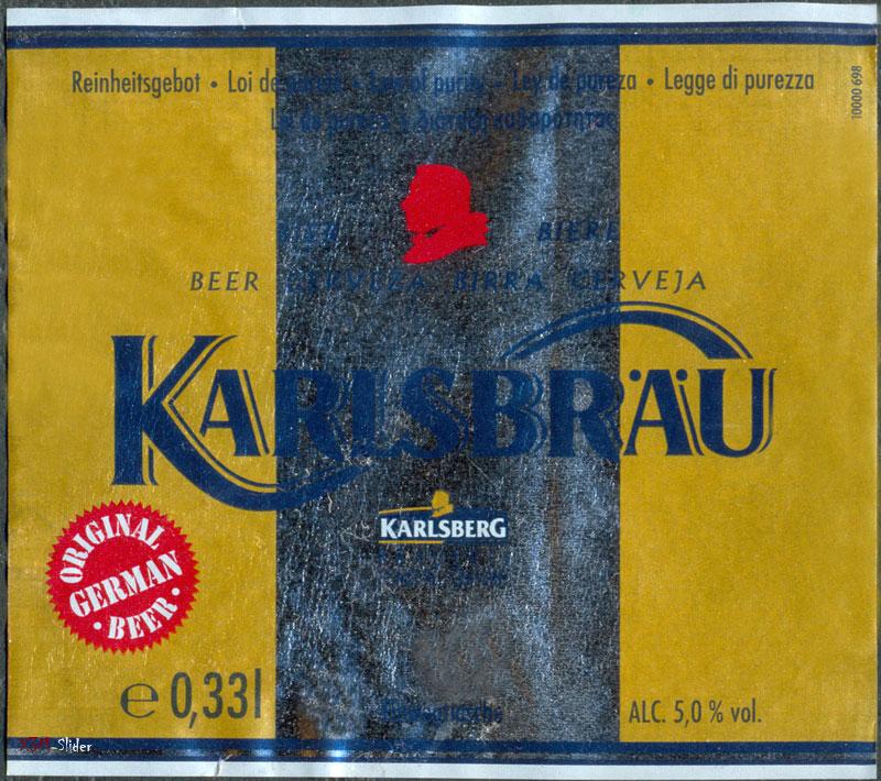 Karlsbrau - Karlsberg Brau Homburg