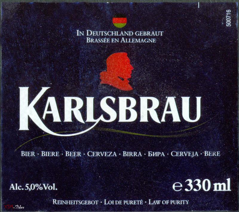 Karlsbrau - Karlsberg Brauerei
