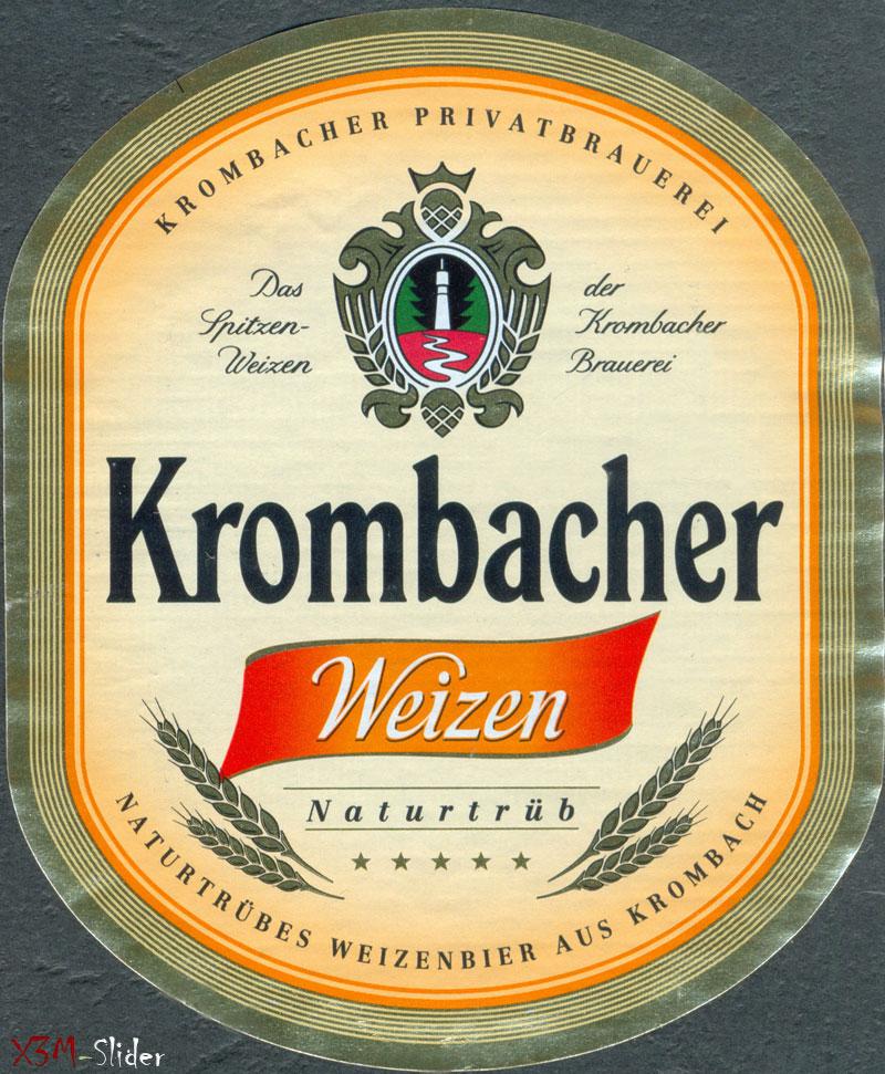 Krombacher - Weizen