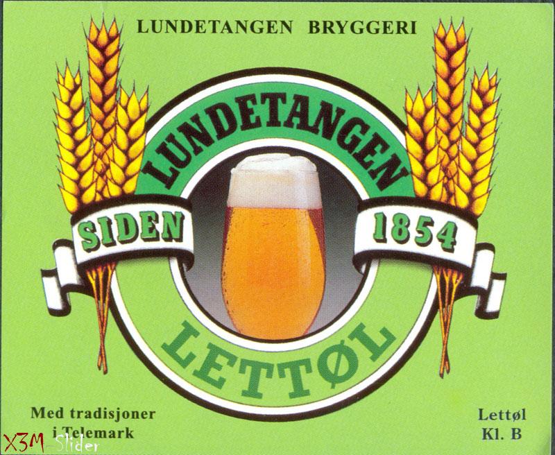 Lundetangen - Lettol