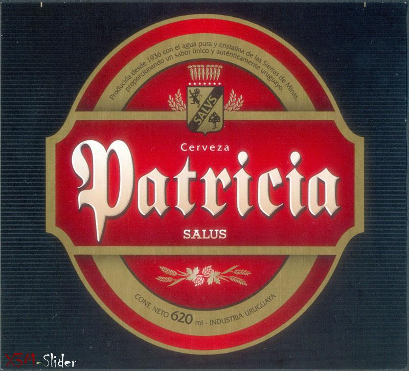 Patricia Cerveza Salus