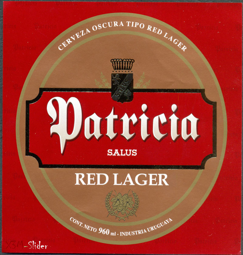 Patricia - Salus - Red Lager