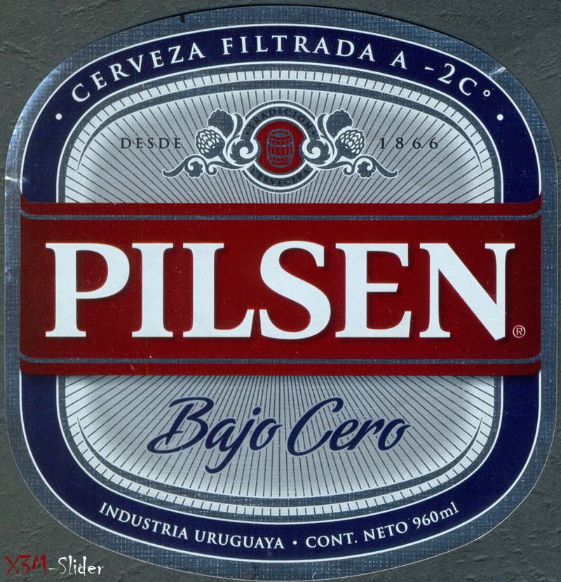 Pilsen Bajo Cero 960 ml