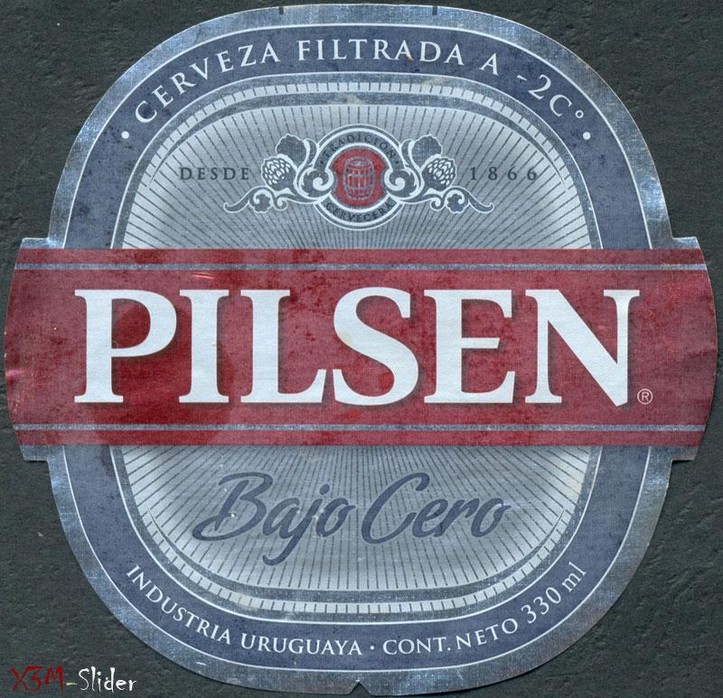 Pilsen - Bajo Cero 330 ml