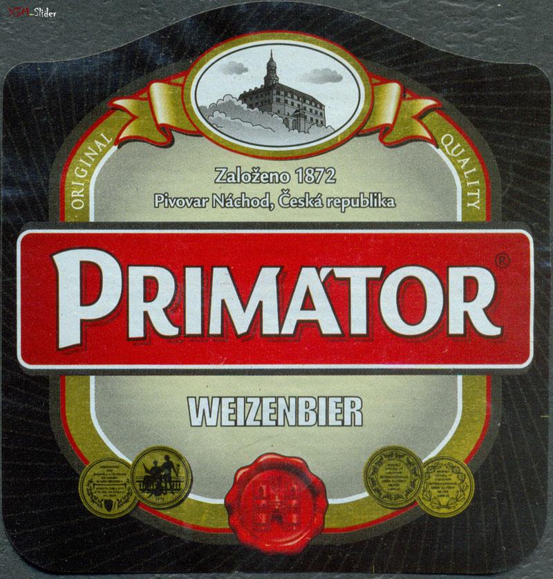 Primarot - Weizenbier