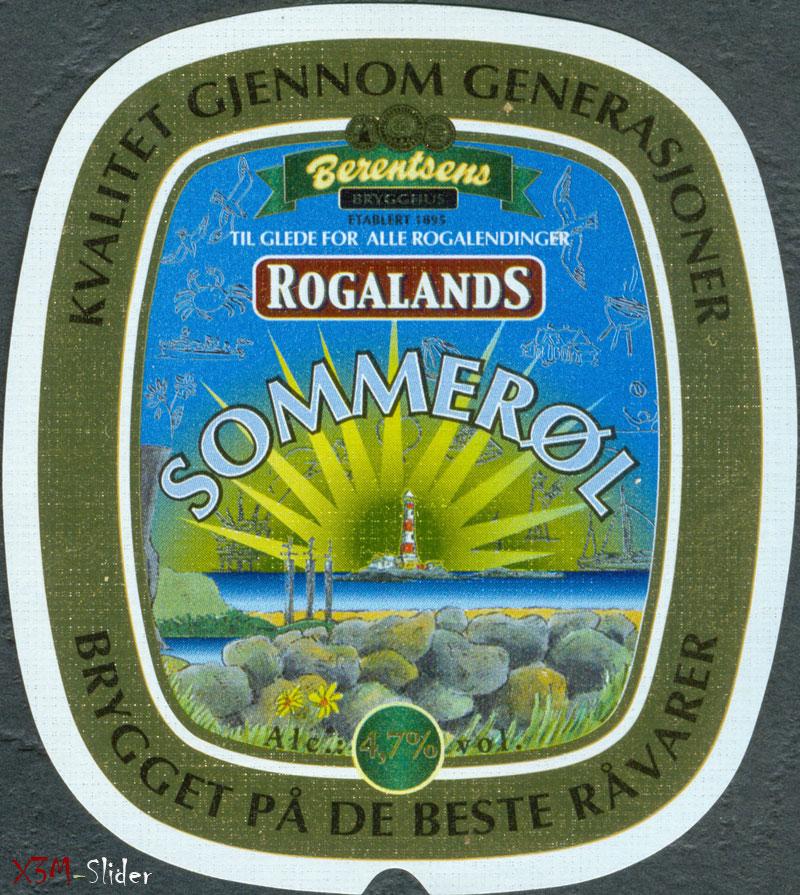 Rogalands - Sommerol