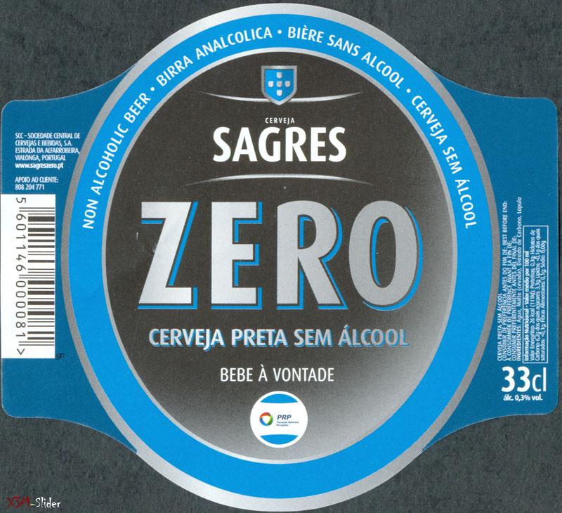 Sagres Zero 33cl