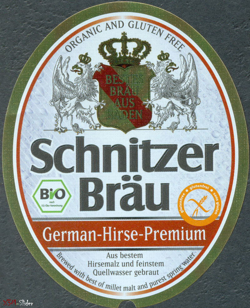 Schnitzer Brau - German-Hirse-Premium
