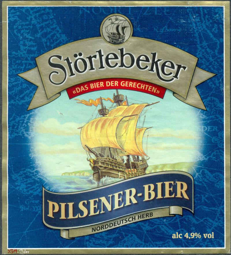 Stortebeker - Pilsener-Bier