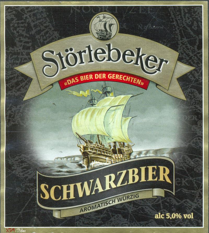 Stortebeker - Schwarzbier