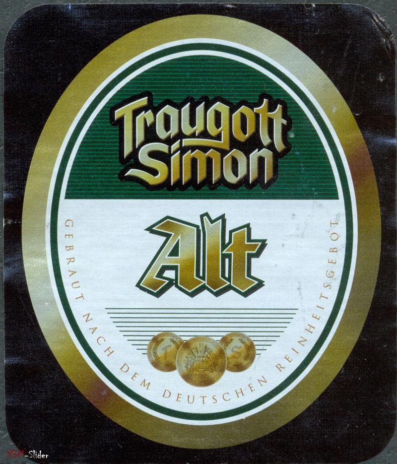 Traugott Simon Alt