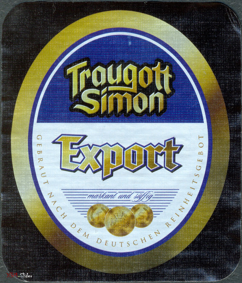 Traugott Simon Export