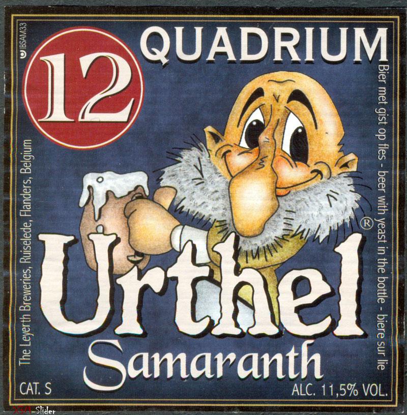 Urthel Samaranth 12 Quadrium Ale