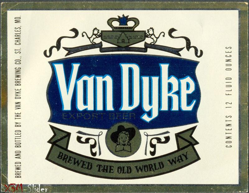 Van Dyke - Export Beer