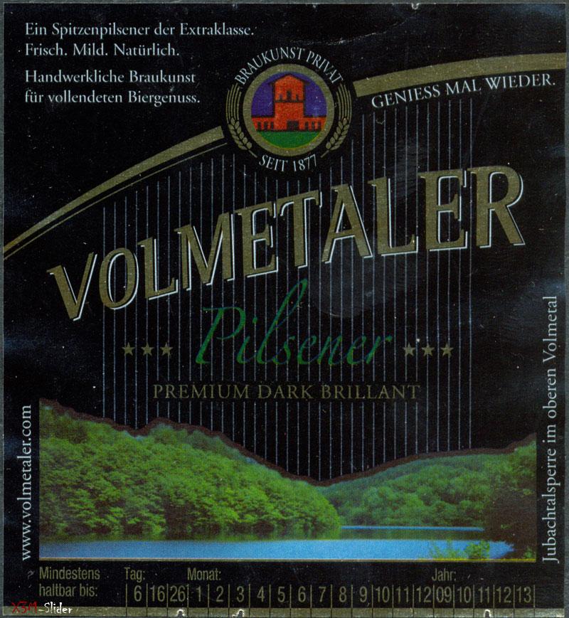 Volmetaler Pilsener - Premium Dark Brillant