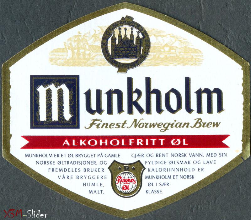 Munkholm Alkoholfritt Øl