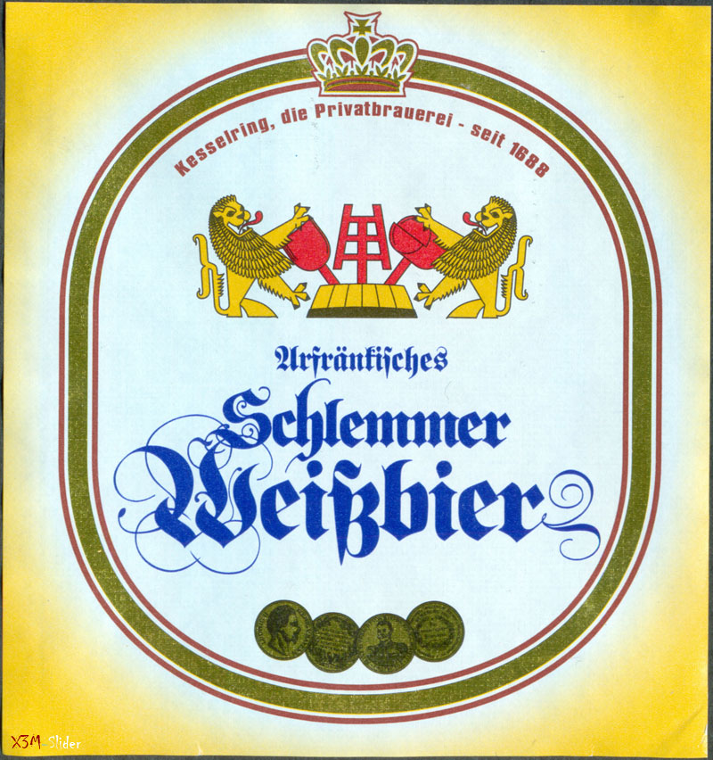 Schlemmer Weißbier - Kesselring