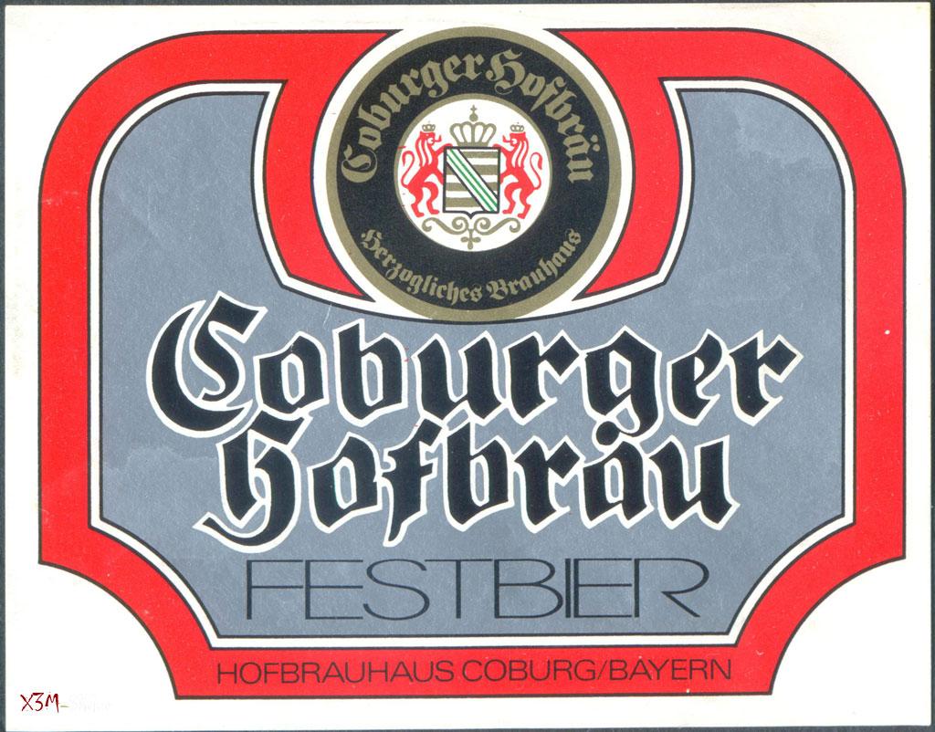 Coburger Hofbrau - Berliner Burgerbrau