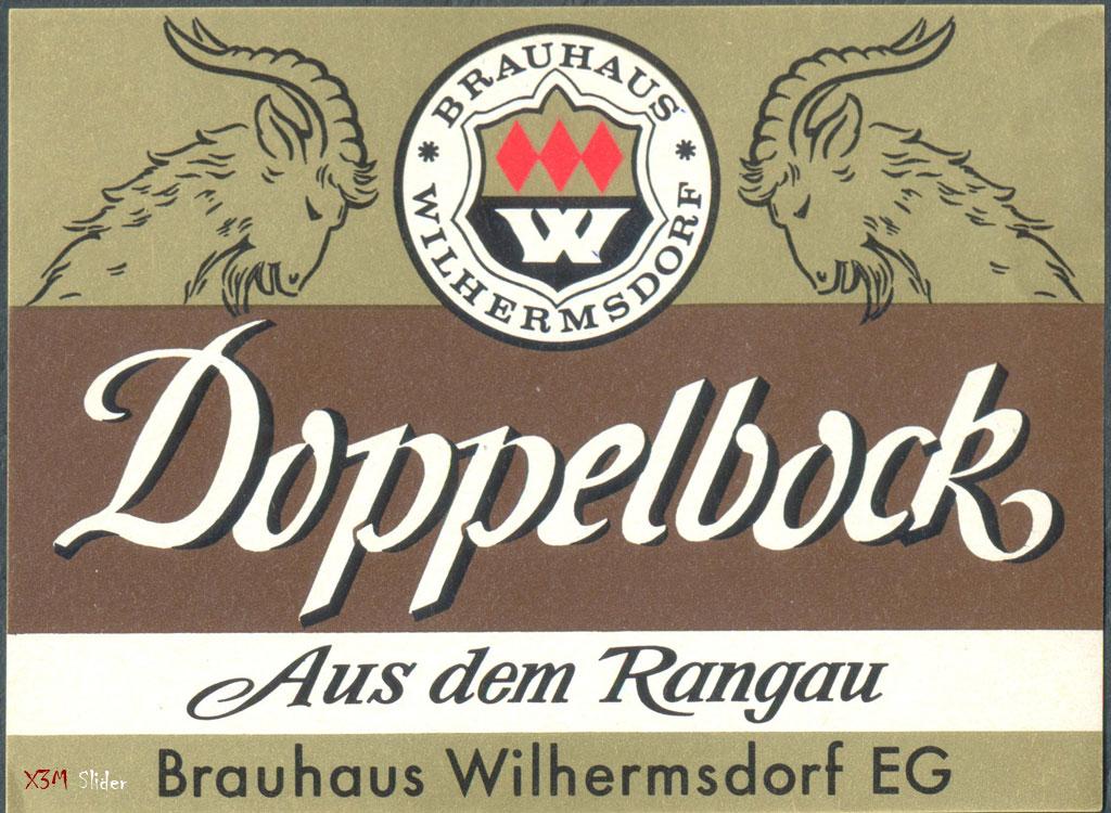 Doppelbock - Brauhaus Wilhermsdorf EG