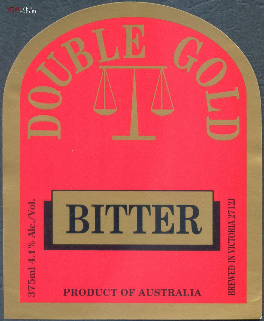 Double Gold Bitter - Geelong Brewing Co.