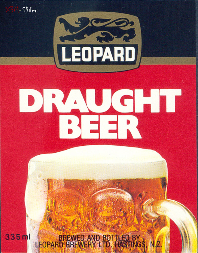 Draught Beer - Leopard Brewery
