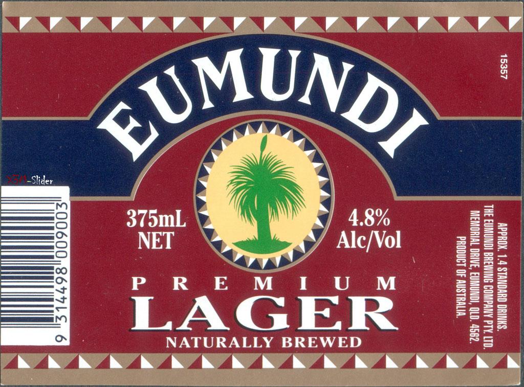 Eumundi - Premium Lager