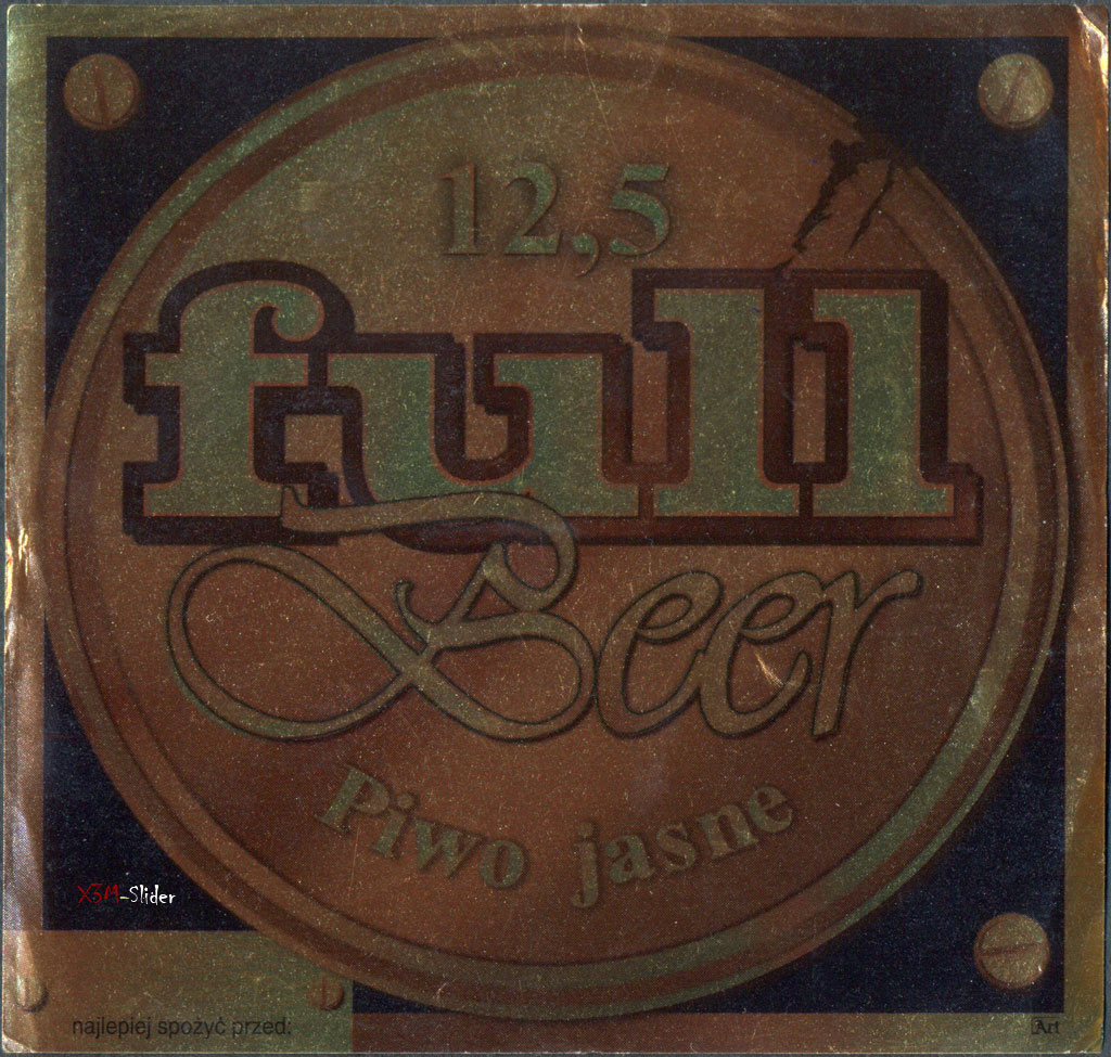 Full Beer - Piwo Jasne
