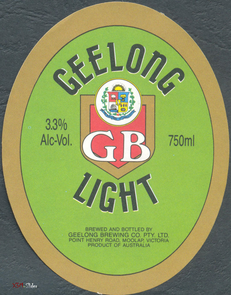 Geelong Light - Geelong Brewing