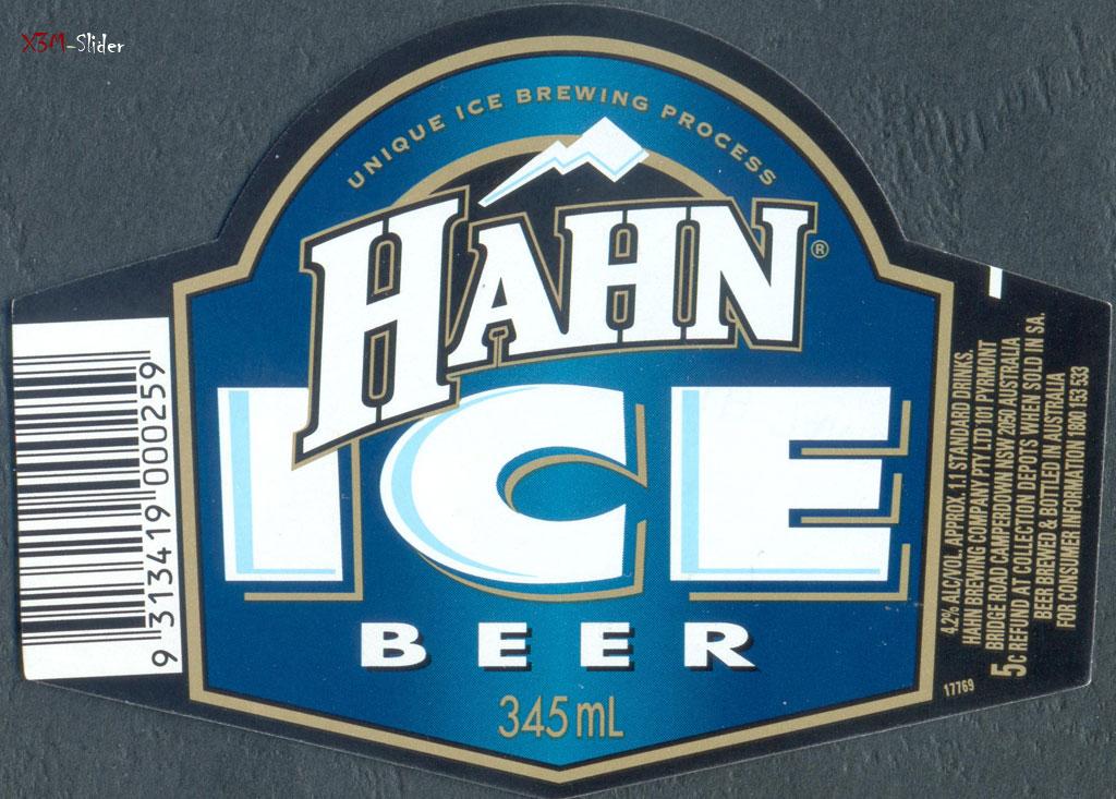 Ice beer - Hahn