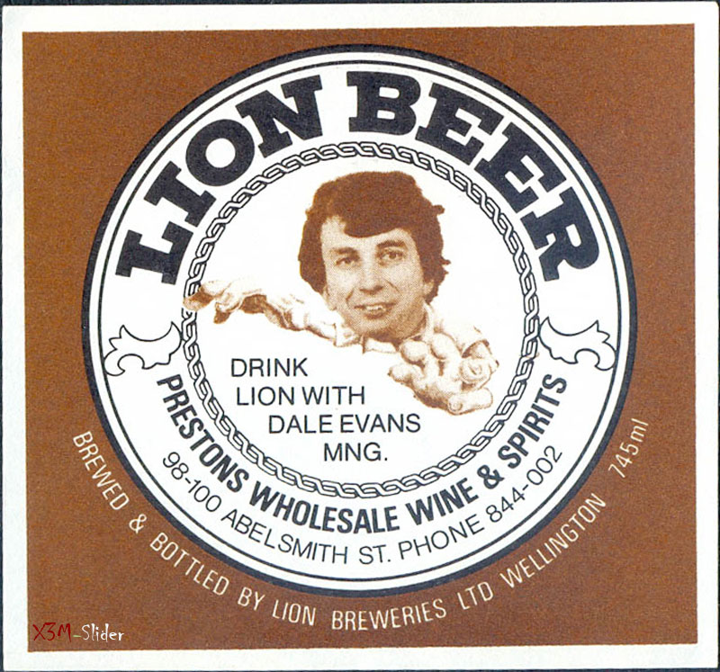 Lion Beer - Drink Lion With Dale Evans Mng - Lion Breweries LTD