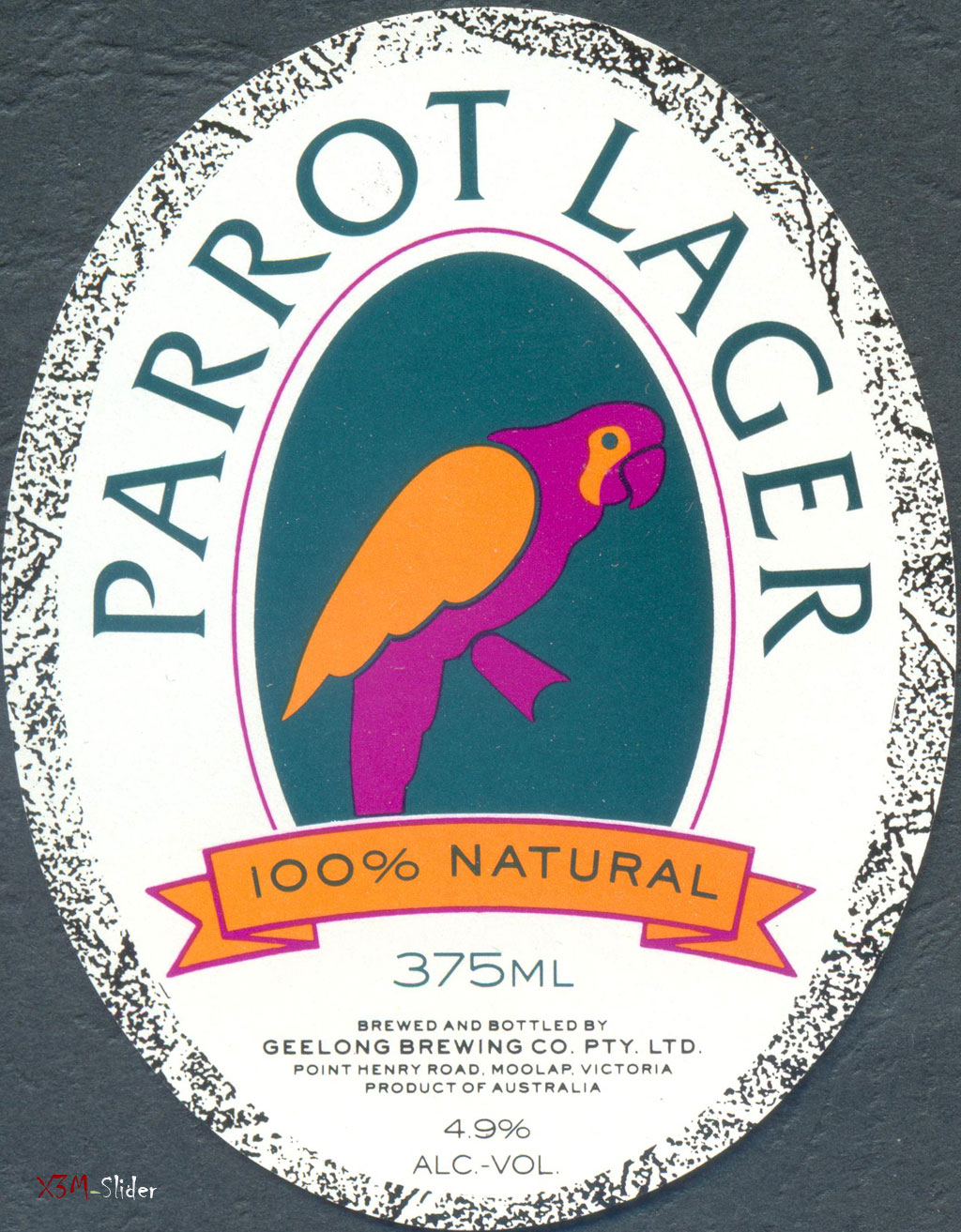 Parrot Lager - Geelong Brewing