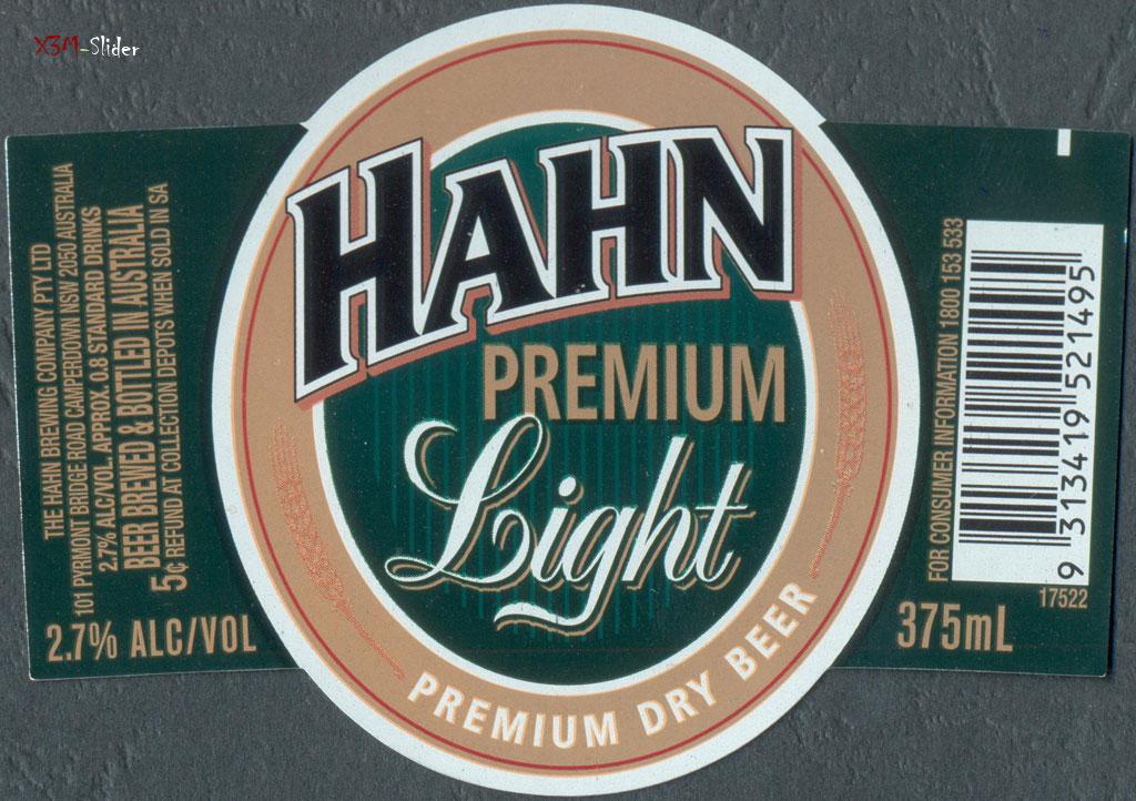 Premium Light - Hahn