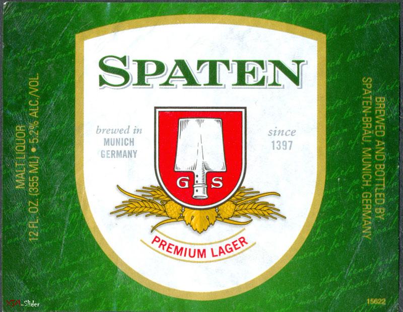 Spaten - Premium Lager