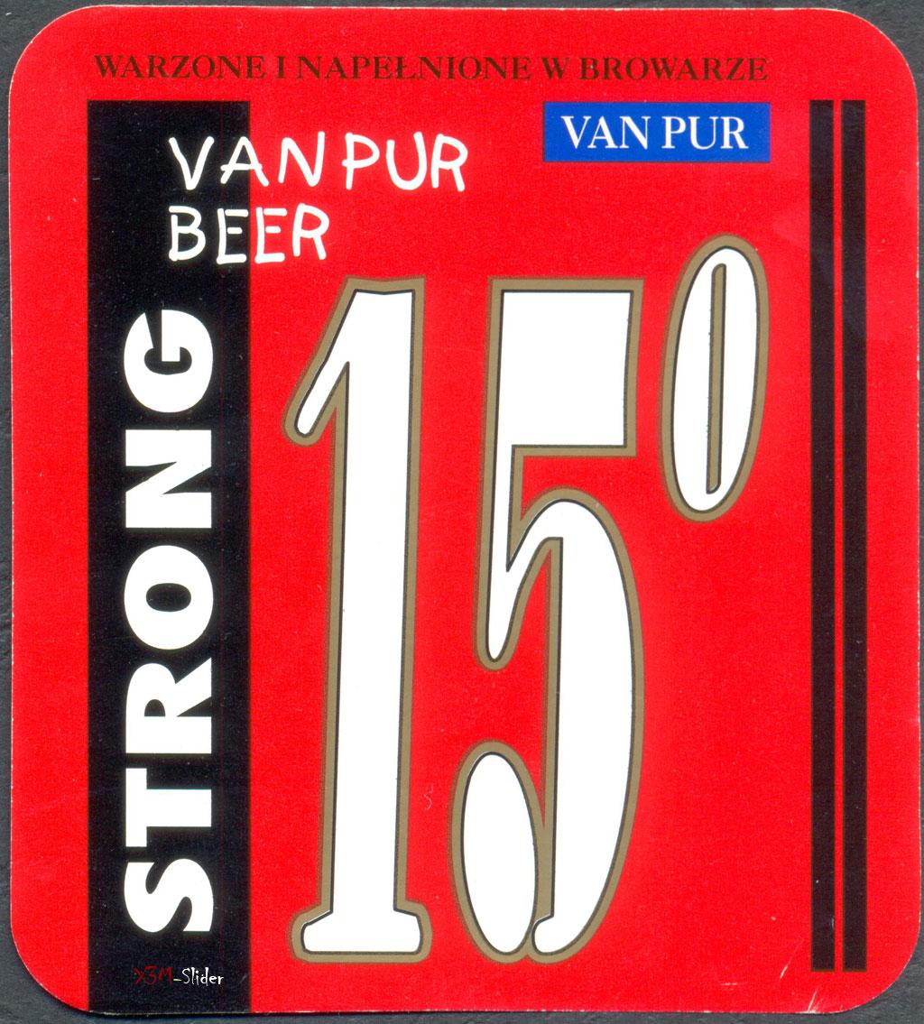 Strong 15 - Van Pur beer