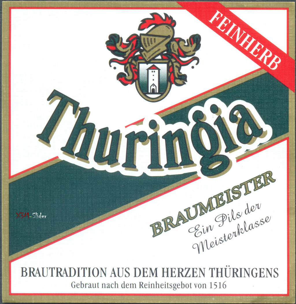 Thuringia Braumeister - Meininger Privatbrauerei