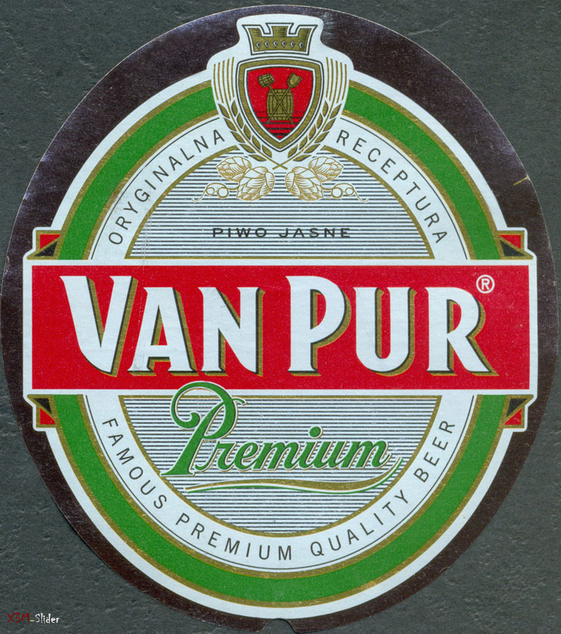 Van Pur - Premium - Piwo Jasne