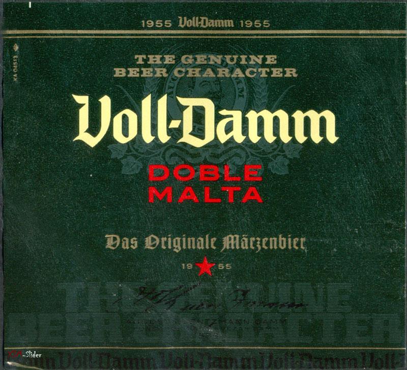Voll-Damm - Doble Malta